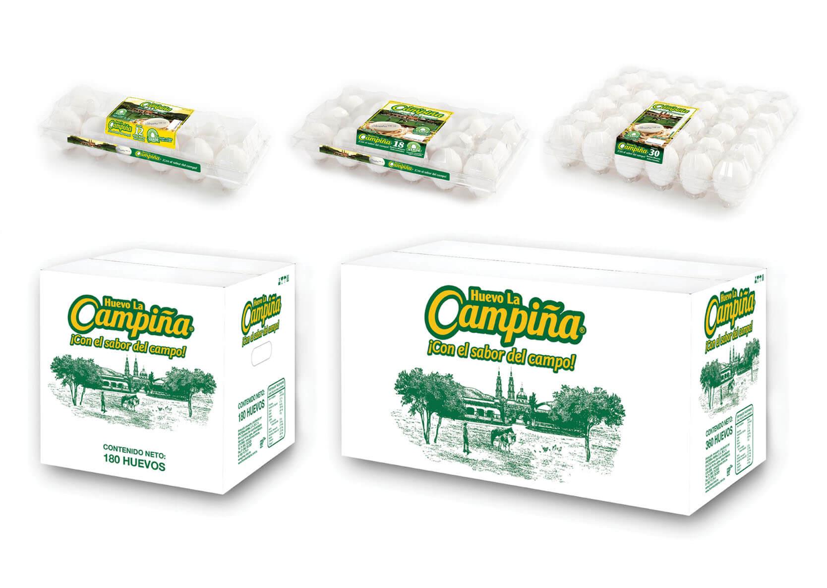 campiña packaging